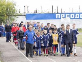 Рабочий поселок Приютово отпраздновал свой  60-летний юбилей