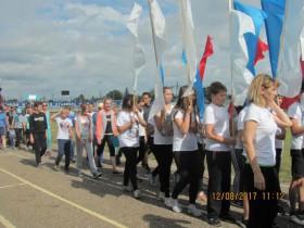12 августа 2017 года на стадионе «Нефтяник» р.п.Приютово прошел спортивный праздник «Мы выбираем спорт!», посвященный Дню физкультурника.