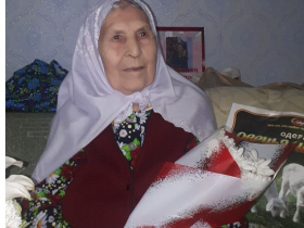 16 ноября исполнилось 100 лет Юнагуловой Шасури Саитягафаровне