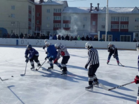 10 февраля состоялся турнир по хоккею памяти Ованеса Нышановича Гурихьян.