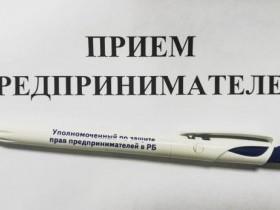 В феврале бизнес-омбудсмен Республики Башкортостан проведет приём предпринимателей