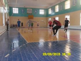 Турнир по мини-футболу среди трудовых коллективов предприятий