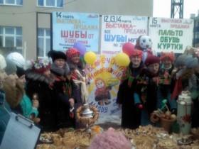 Народный праздник «Прощай, Масленица!»